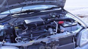 ホテル出発前に車のバッテリーが上がってしまった時の解決法【原因、対策】【車のライト】